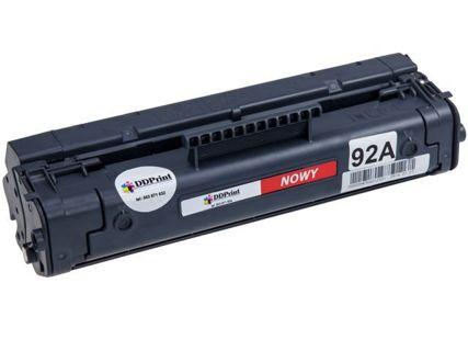 Zgodny toner 92a C4092A do HP LaserJet 1100 1100a 3200 / 2,5k Nowy DD-Print 92ADN
