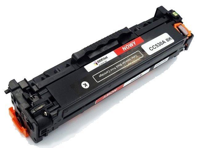 Zgodny z CC530A toner do HP CP2025 CM2320 Black 3,5K DD-Print DD-H530ABKN