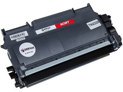 Zgodny z TN2220 TN2010 toner do Brother HL2130 DCP7055 7060 7065 7460 2,6k Nowy DD-Print