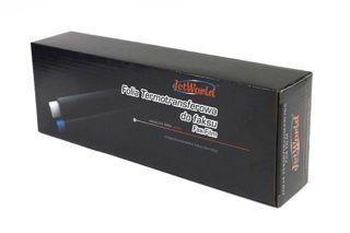 Folia JetWorld Czarny Brother PC-302RF (2 szt.) zamiennik PC302RF