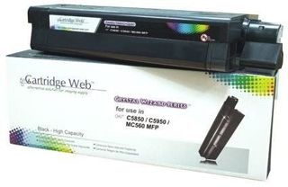 Toner Cartridge Web Black OKI C5850 zamiennik 43865724