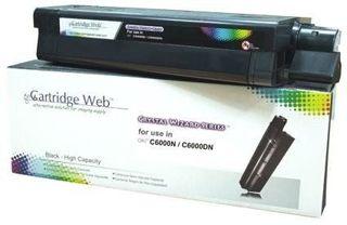 Toner Cartridge Web Black OKI C8600/C8800 zamiennik 43487712
