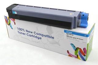 Toner Cartridge Web Cyan OKI C801/C821 zamiennik 44643003
