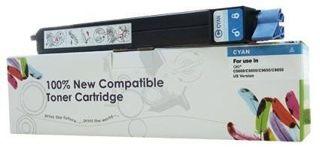 Toner Cartridge Web Cyan OKI C9600/C9800 zamiennik 42918915