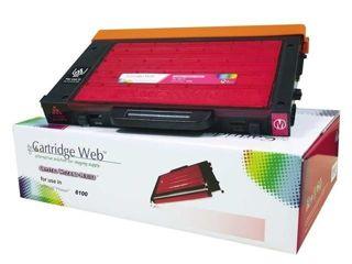 Toner Cartridge Web Magenta Xerox 6100 zamiennik 106R00681