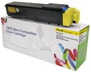 Toner Cartridge Web Yellow Kyocera TK500/TK510/TK520 zamiennik TK-500Y/TK510Y/TK520Y