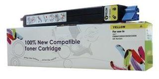 Toner Cartridge Web Yellow OKI C9600/C9800 zamiennik 42918913