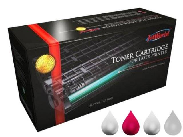 Toner JetWorld JW-H6463AMR zamiennik HP 644A Q6463A do HP Color LaserJet 12k Magenta