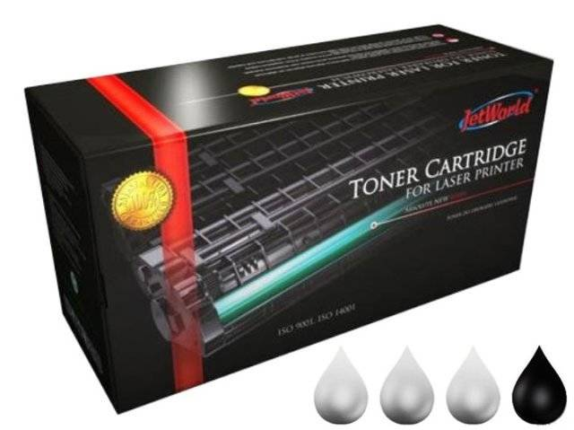 Toner JetWorld JW-H9730ABR zamiennik HP645A C9730A do HP Color LaserJet 13k Black