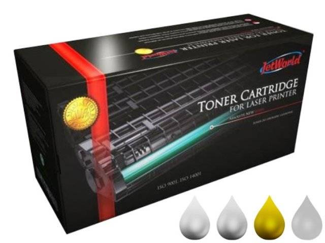 Toner JetWorld JW-X7760YN zamiennik 106R01162 do Xerox 25k Yellow