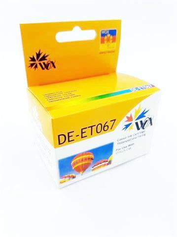 Tusz Wox Trójkolorowy EPSON T067 zamiennik C13T06704010