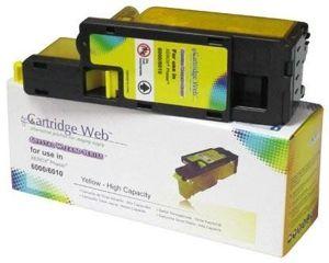 Zgodny Toner Yellow Xerox 6000 6010 6015 / 106R01633 / 1000 stron / zamiennik (region 3)