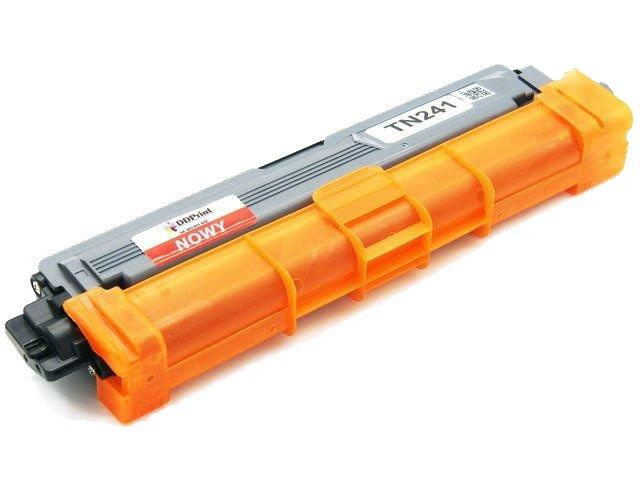 Zgodny z TN241BK toner do Brother DCP-9015 9020 HL-3140 3170 MFC-9140 Nowy 2,5k DD-Print DD-B241BKN