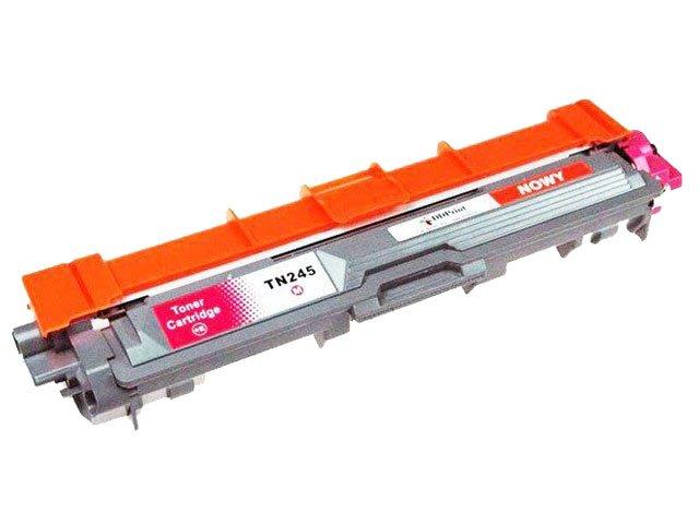 Zgodny z TN245M Toner do Brother DCP-9015 9020 HL-3140 3170 MFC-9140 Magenta 2,2k DD-Print DD-B245MN